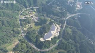 名阪国道、奈良知事が異例の有料化要望 トラック流入で事故や渋滞多発
