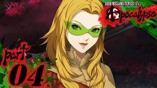 Shin Megami Tensei IV: Apocalypse - Part 4 - Nozomi
