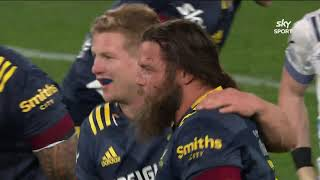 SKY SUPER RUGBY AOTEAROA ROUND 8: Highlanders vs Blues