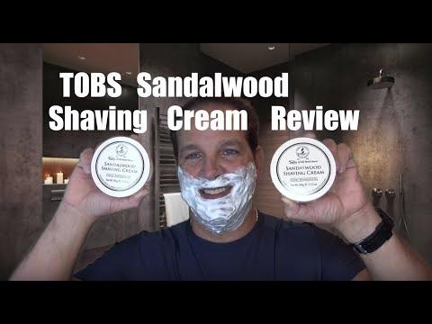 Taylor of Old Bond Street Sandalwood Shaving Cream Review