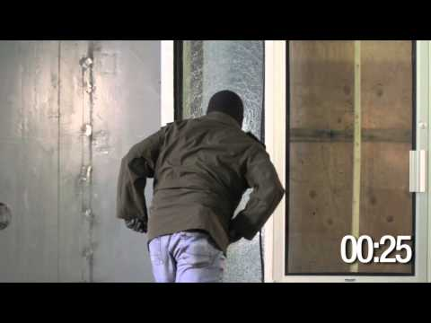 3M™ Safety & Security Film Ultra S600 Demonstration