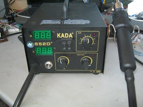 KADA 852D+ купил на барахолке
