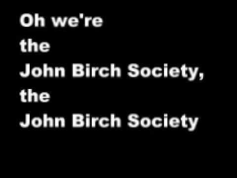 John Birch Society Song