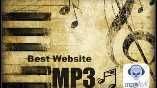 Best Website for mp3 music !