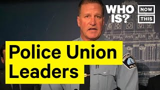 Who Is Behind Police Unions? | NowThis