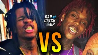 AYOO KD VS FAMOUS DEX: TWITTER BEEF, THEN COOLED