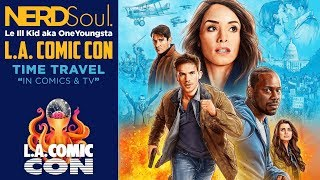 Wunderman Comics Presents: Time Travel in Comics and Television: LACC 2019 | NERDSoul