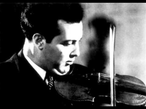 Julian Sitkovetsky plays Henryk Wieniawski No.2  Polonaise Brillante op.4