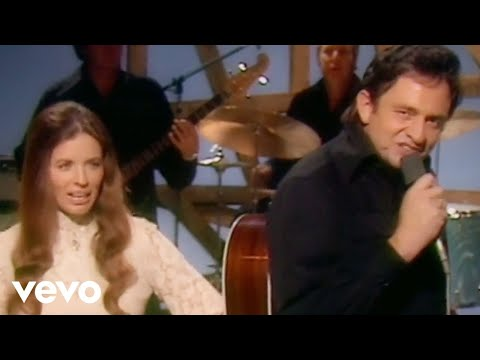 Johnny Cash, June Carter Cash - Darlin' Companion(Live in Denmark)