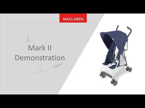 The Maclaren Mark Ii Demonstration Video Youtube