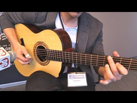 Holy Grail Guitar Show '18 - Greenfield Guitars G3, Concert Classical & G2 Demos