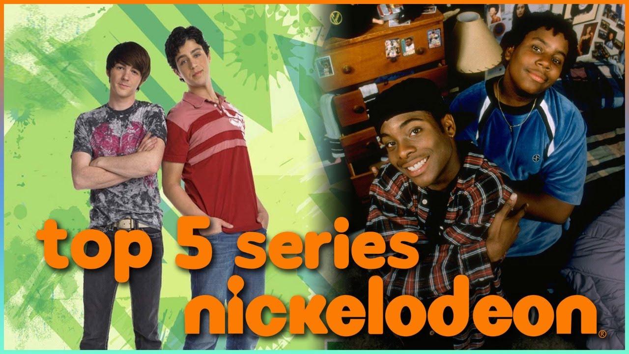 Las 5 Mejores Series de Nickelodeon I Fedewolf