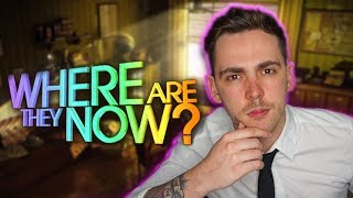 Booktubers | Where are they Now??