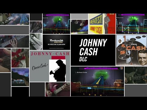 Johnny Cash - Rocksmith 2014 Edition Remastered DLC