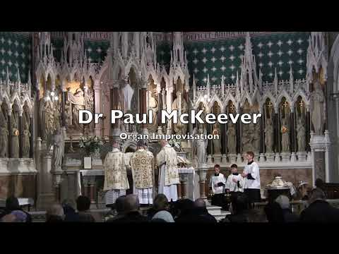 Kyrie & Gloria from Missa Papae Marcelli Palestrina The Lassus Scholars 29:3:18 St Kevin's Church