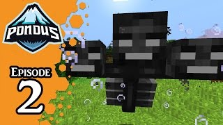 Dansk Minecraft - Pondus EP 2 - Wither Kamp!