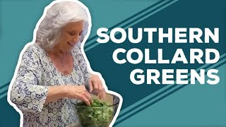 Quarantine Cooking: Southern Collard Greens Recipe