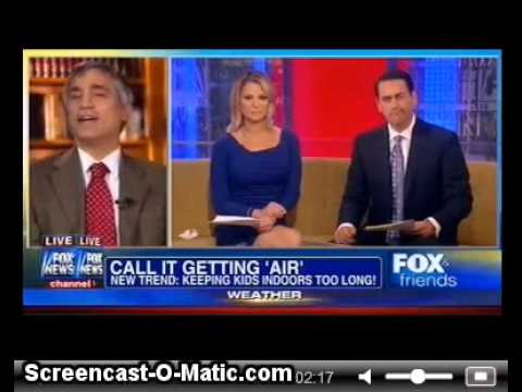 Anthony Esolen on Fox News