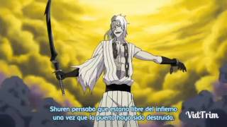 BLEACH - Ichigo transformado en Hollow vasto lorde