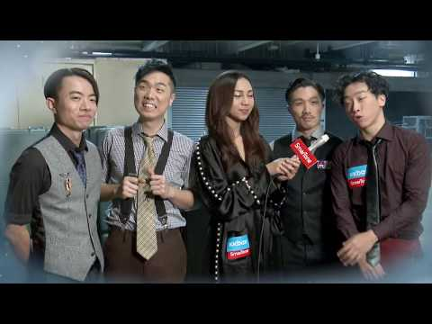 「KKBOX LIVE: AGA x Supper Moment – First Date」After Show Interview