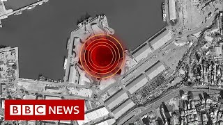 Beirut: Anatomy of a lethal explosion - BBC News