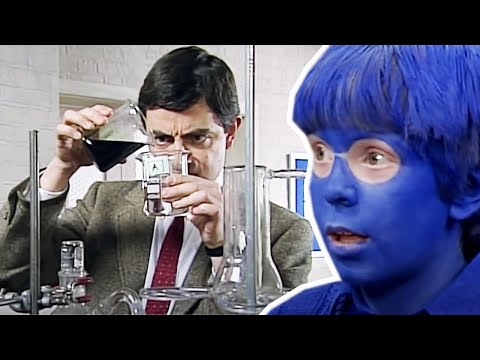 SCIENCE Experiment | Funny Clips | Mr Bean Official