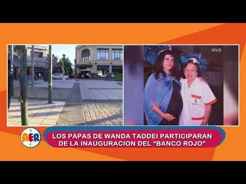 Padres de Wanda Taddei en Arriba Entre Ríos