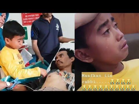 Viral Bocah 12 Tahun Merawat Ayah yang Sakit Kanker Otak, Ibunya Pergi dan Sempat Minta Cerai