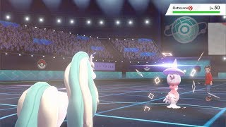 This is WHY You Use Galarian Rapidash in Pokemon Sword Shield WiFi Battle