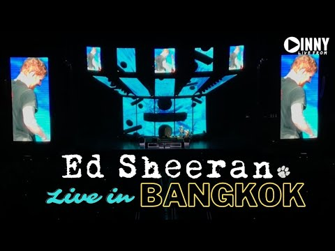 ED SHEERAN BANGKOK