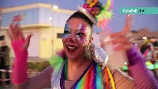 Imatges del Carnaval Xurigué de Calafell 2020
