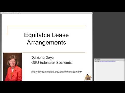 Leasing and Rental Rates webinar - 4/11/17