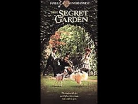 opening to the secret garden 1994 vhs youtube