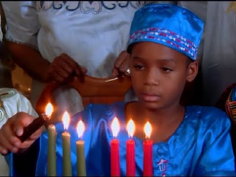A Kwanzaa Movie For Kids - KT and Me: A Kwanzaa Family Special - Kids Movie African Cultural Holiday
