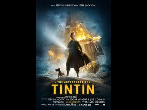 The Adventures of Tintin (2011) Movie Review