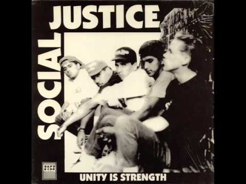 Social Justice - Unity Is Strength - Full Album.