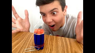 How To Make a Nerf Grenade!
