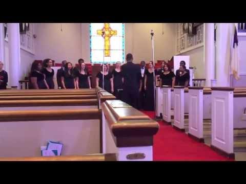 """""""Balleilakka"""" (A.R. Rahman) 2014-2015 Watkins Mill High School Chamber Singers"""
