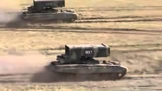 ТОС-1 «Буратино» — тяжёлая огнемётная система (ТОС) залпового огня на базе танка Т-72(, 2014-07-06T08:58:15.000Z)