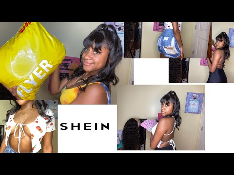 Hugeee Shein Try On Haul Part2 (over $150)