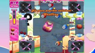 Candy Crush Saga Level 868 No Booster  3*  HARD LEVEL