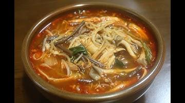 닭개장 맛있게 끓이는 법 여름철 입맛없을 때 먹는 좋은 음식 보양식 심방골주부