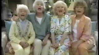 The Golden Girls - Comic Relief 1987