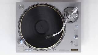 SL-1200GAE - Direct Drive Turntable System Concept Movie