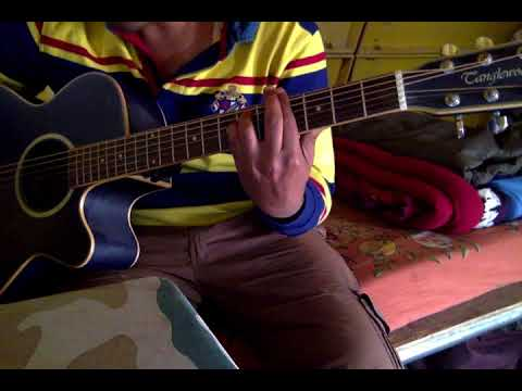 """Ethu Kari Raavilum"" Guitar Tutorial Film: Banglore Days"