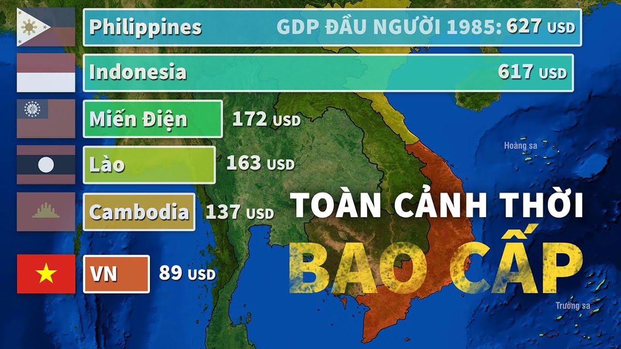 Toàn cảnh thời bao cấp, Việt Nam nghèo nhất khu vực