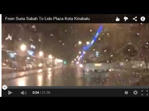 From Suria Sabah To Lido Plaza Kota Kinabalu