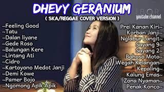Download lagu Dhevy Geranium full album terbaru 2020 😱// Dangdut reggae full album terbaru 2020 // Reggae terbaik