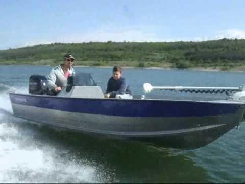 Aluminium boat MARINE 17FSC /Алуминиева лодка MARINE 17FSC/