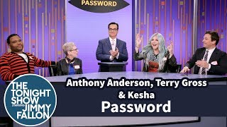 Download Password with Anthony Anderson, Terry Gross and Kesha Mp3 and Videos